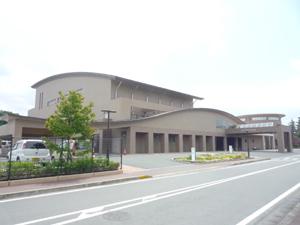 菊陽町図書館ホール