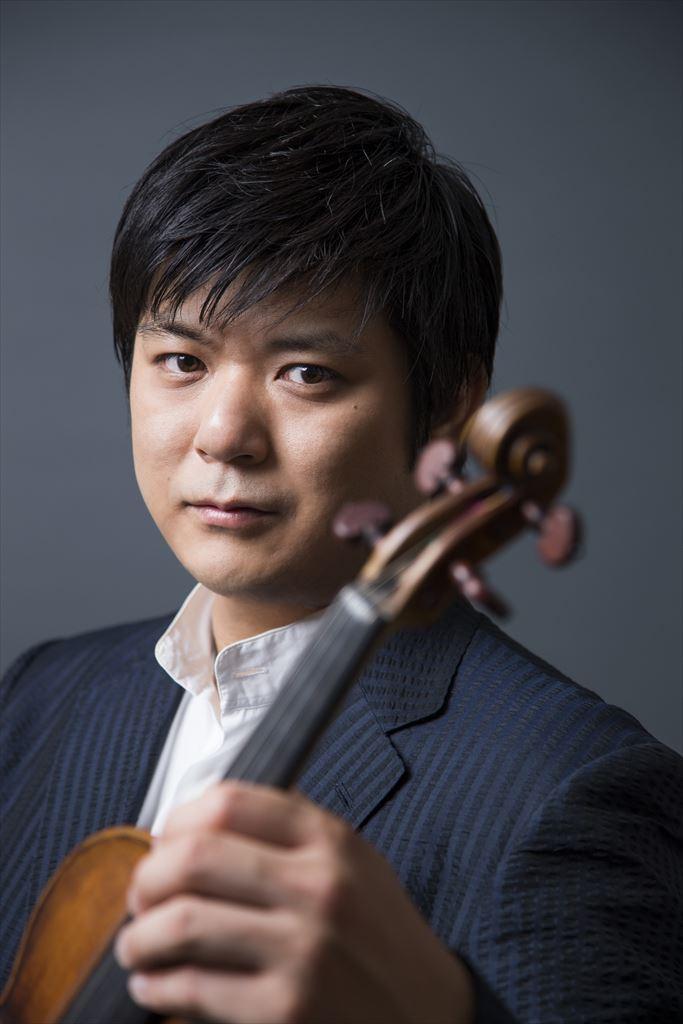 樫本大進(ヴァイオリン)Daishin Kashimoto, Violin