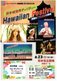熊本ハワイアン音楽協会 第7回記念公演
