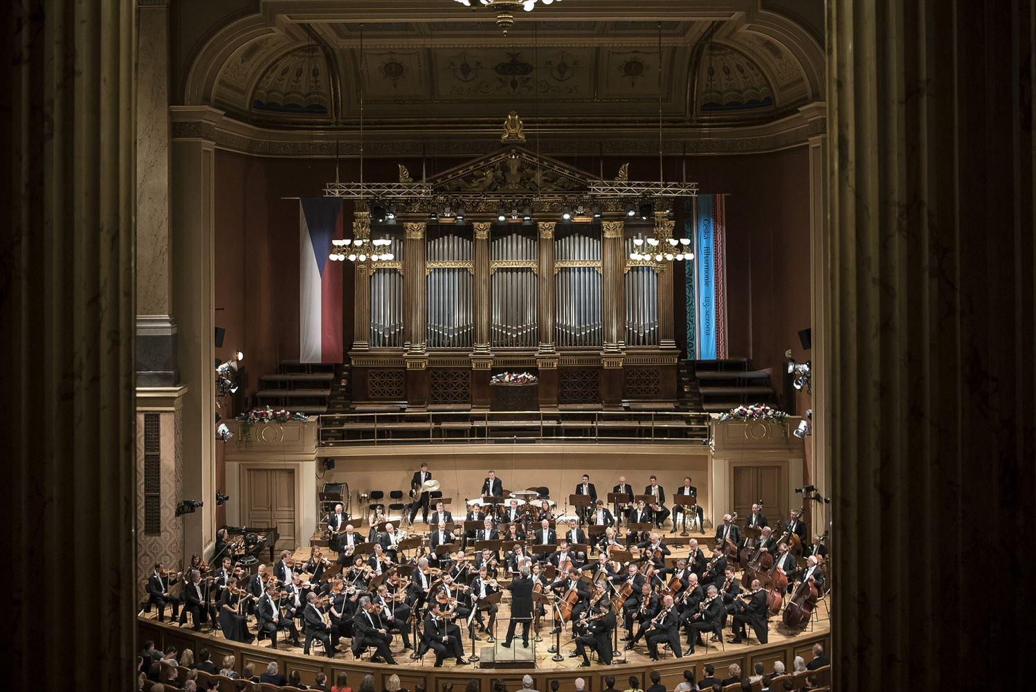 チェコ・フィルハーモニー管弦楽団