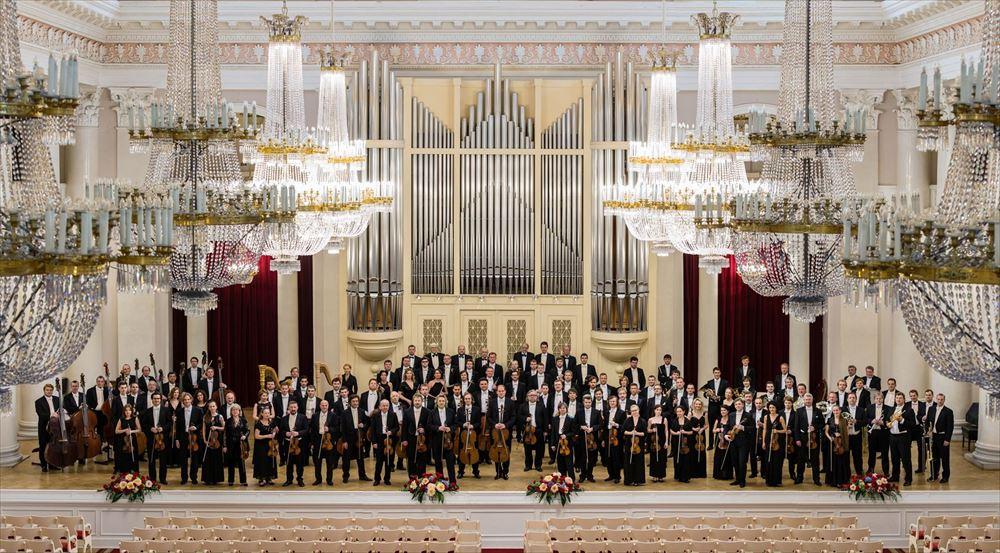 サンクトペテルブルグ・フィルハーモニー交響楽団