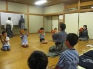 夏休み能楽体験教室