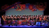 アラジンと魔法のランプ公演の様子