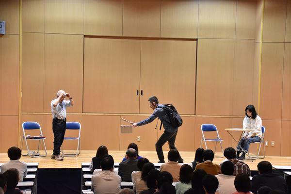 「老いと演劇」OiBokkeShi《オイ・ボッケ・シ》の活動から学ぶ「人生100年時代」の生き方!の様子